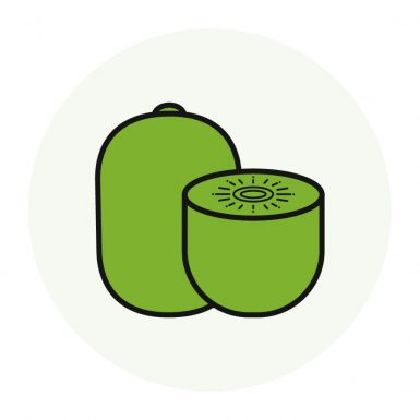 Les valeurs nutritionnelles du Kiwi