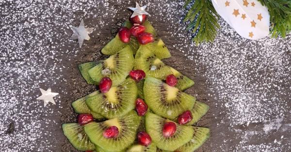 pourquoi manger du kiwi pendant et apres les fetes de fin d'annee