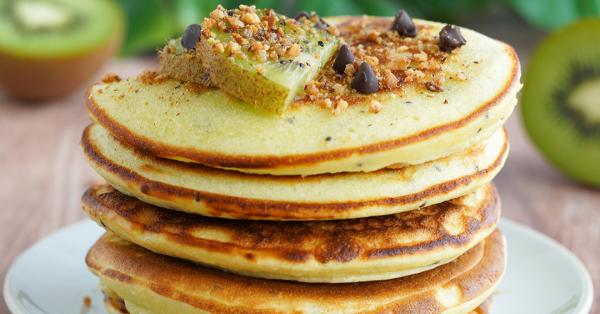 pancakes base kiwi card